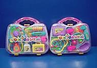 Детский набор доктора, в чемоданчике, 3A-055AB, фото