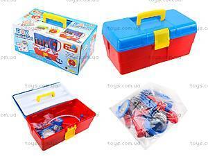 Детский набор доктора в чемодане, 661-209