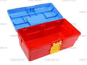 Детский набор доктора в чемодане, 661-209, детские игрушки