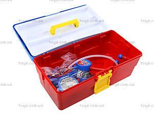 Детский набор доктора в чемодане, 661-209, магазин игрушек