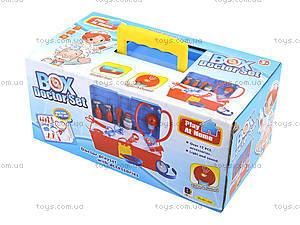 Детский набор доктора в чемодане, 661-209, toys.com.ua