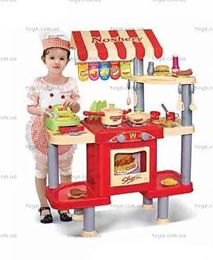 Детский набор «Кухня» на батарейках, 008-33