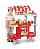 Детский набор «Кухня» на батарейках, 008-33, фото