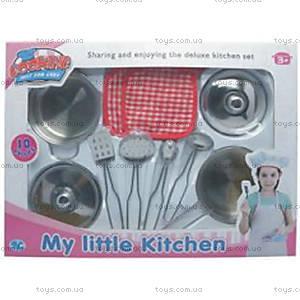 Детский набор кухонной посуды, S098D