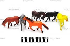 Детский набор лошадок, NC7-00B