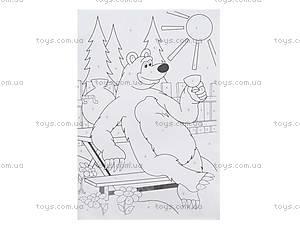 Детский набор «Маша и Медведь» 5в1, 9001-05, іграшки