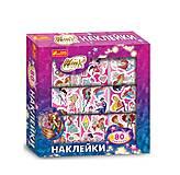 Детский набор «Наклейки в коробке Винкс», 131590 Р, отзывы