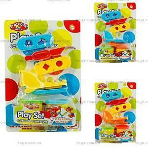 Детский набор пластилина для лепки, 9062