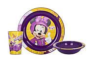 Детский набор посуды «DISNEY MINNIE» , 162441-801, отзывы