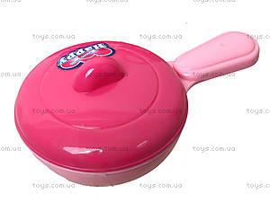 Детский набор посуды с плитой, KF899-21, купить