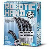 Детский набор «Рука - робот» сделай сам, 00-03284, отзывы