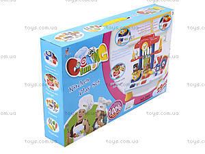 Детский набор с звуковым эффектом «Кухня», 2060, отзывы