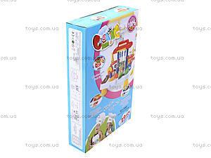 Детский набор с звуковым эффектом «Кухня», 2060, цена