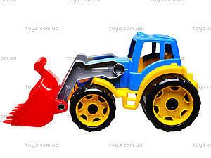 Детский набор «Стройтехника», 3459, toys