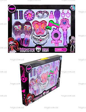 Детский набор «Туфли с аксессуарами» Monster High, 88054
