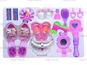 Детский набор «Туфли с аксессуарами» Monster High, 88054, цена