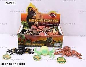 Детский набор игрушечных пауков, 7426, купить