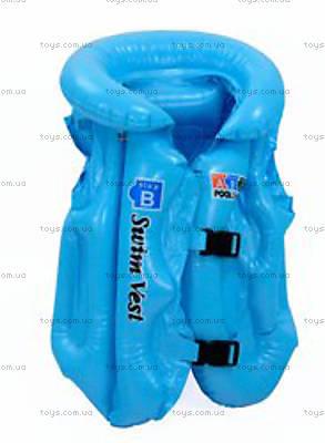 Детский надувной жилет для плавания, BT-IG-0006, toys.com.ua