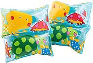 Детский нарукавники «Рыбки», 59650, toys