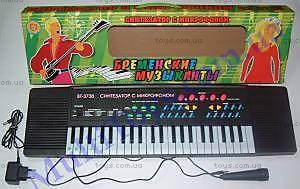 Детский орган Бременские музыканты, BT-3738RUS