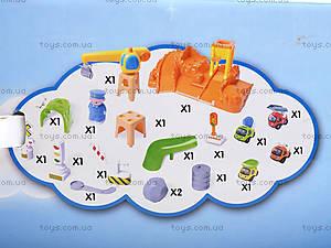 Детский паркинг «Автосити Стройка», 7190, отзывы