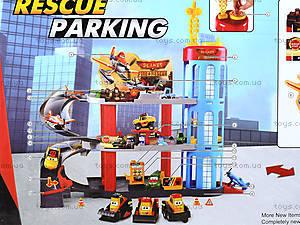 Детский паркинг «Летачки», XZ-165, игрушки