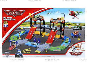 Детский паркинг Planes с машинками, P178899, цена