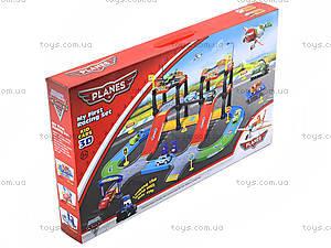 Детский паркинг Planes с машинками, P178899, игрушки