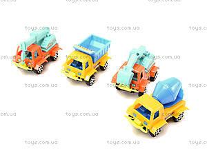 Детский паркинг с авто, 09118, игрушки