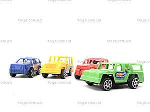 Детский паркинг с авто, 09118, магазин игрушек