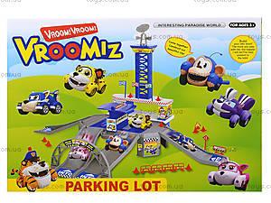 Детский паркинг «Щенячий патруль» в коробке, ZY-580, цена