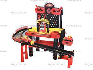 Детский паркинг «Стройка», 76008, детские игрушки