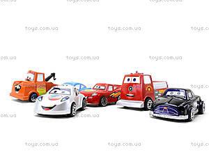 Детский паркинг «Тачки» с машинками, P3499, toys