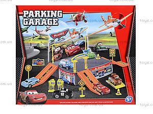 Детский паркинг «Тачки и Летачки», P0199-1, отзывы