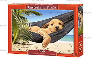 Детский пазл Castorland «Животные», 500 деталей, 505