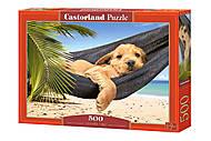 Детский пазл Castorland «Животные», 500 деталей, 505, купить