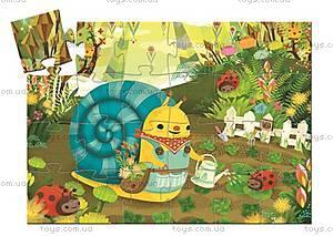 Детский пазл «Улиткин огород», DJ07219, купить