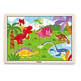 Детский пазл Viga Toys «Динозавр», 51460