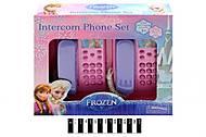 Детский переговорный телефон «Фроузен», 12, фото