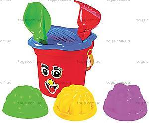 Детский песочный набор для игры в песочнице, 2181