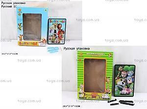 Детский планшет с мультипликационными героями, JD-A025883PL