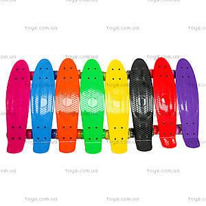 Детский пластиковый скейт с PU колесами, BT-YSB-0048