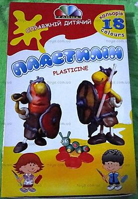 Детский пластилин для лепки, 3310