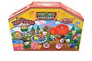 Детский пластилин, серия «Ферма», 9268, купить