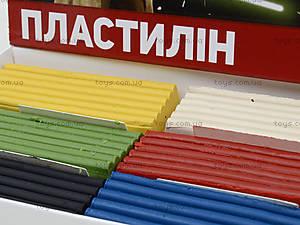 Детский пластилин «Звездные войны», 6 цветов, Ц557007У, фото