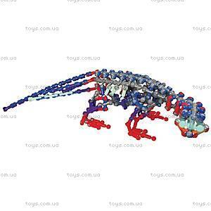 Детский подвижный конструктор ZOOB Glow Dino, 14004, фото