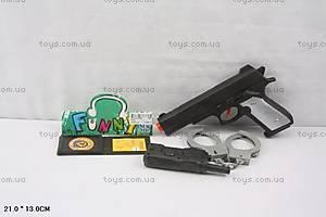Детский полицейский набор, 5178