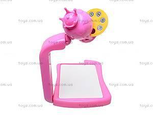 Детский проектор, с тремя слайдами, 8832, цена