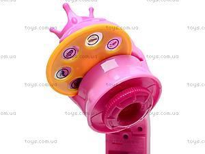 Детский проектор, с тремя слайдами, 8832, магазин игрушек