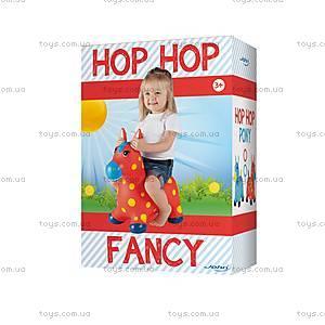 Детский прыгун «Пятнистый пони», красный, JN59021R, купить